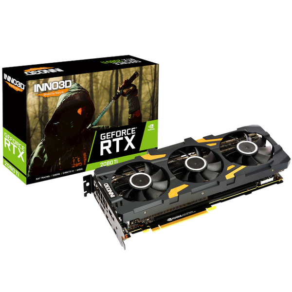 Scheda Video Inno 3D RTX 2080ti X3 Gaming OC