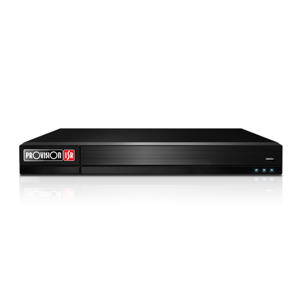PROVISION ISR NVR8-32800F (1U) 32CH 8MP Face Recognition NVR 4K
